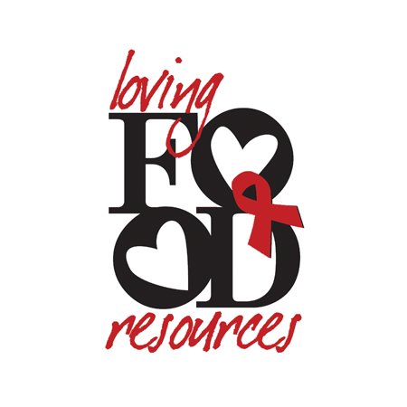 Loving Food Resources Logo